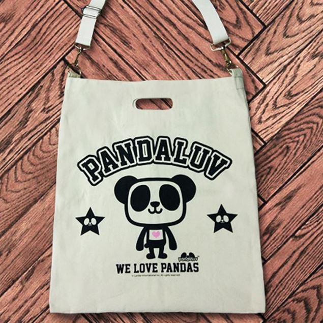 圖片 Pandaluv x Yahoo 聯乘環保袋