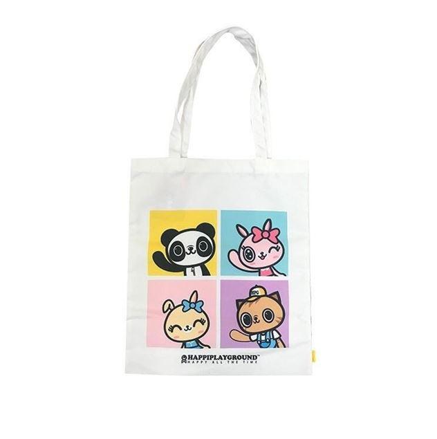 圖片 可愛環保袋